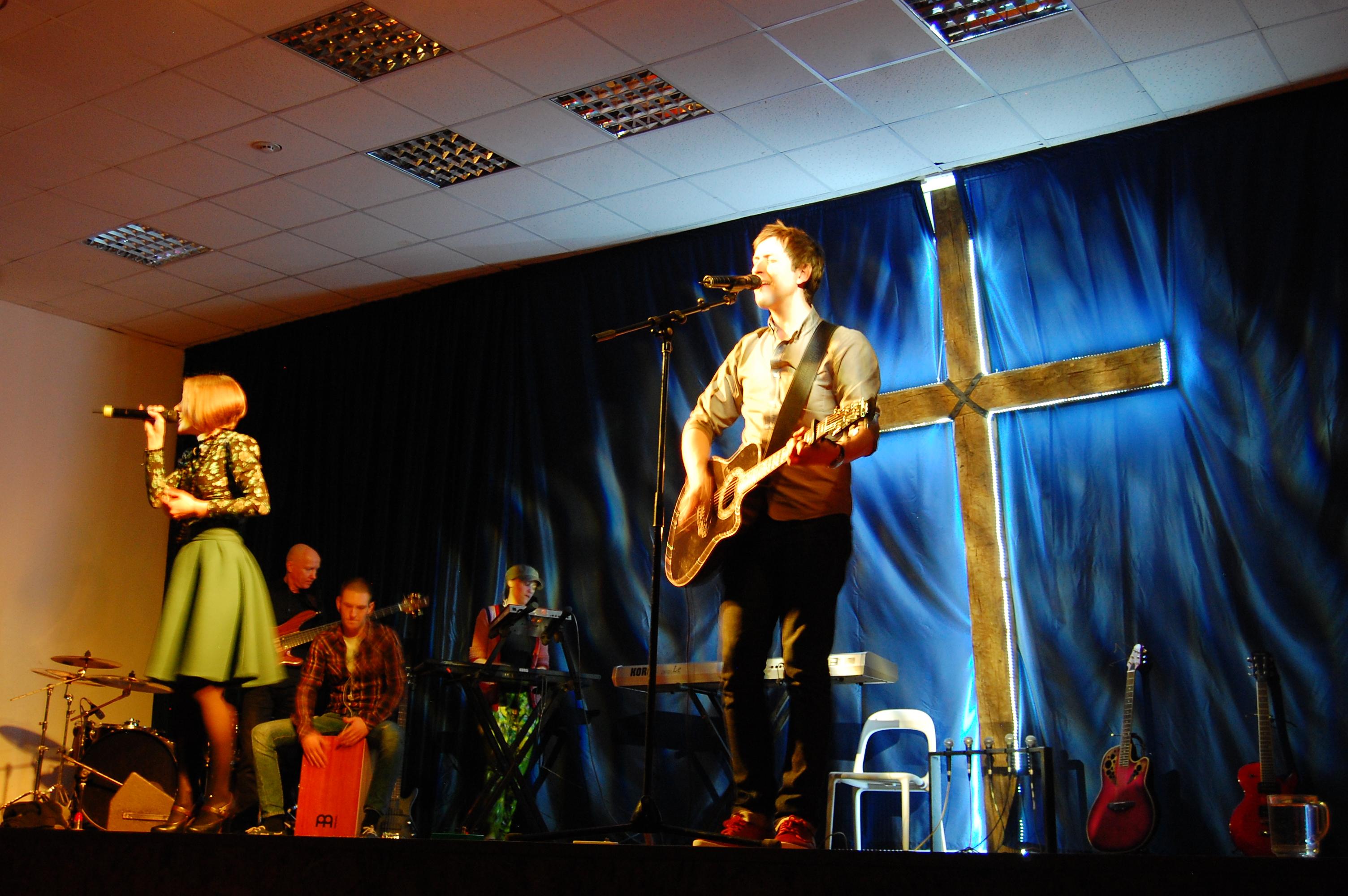 Церковь слово