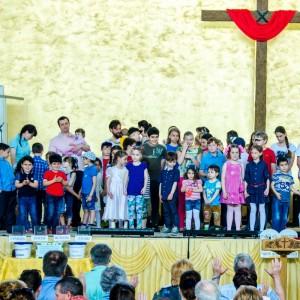 Благословение детей на лето