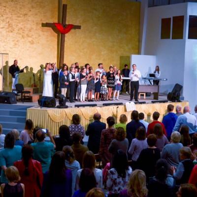 Открылся малый собор российского объединённого союза христиан веры евангельской (пятидесятников)